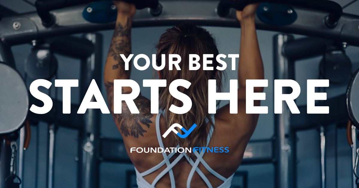 About Us Foundation Fitness